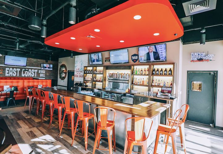 East Coast Wings + Grill Inks Franchise Agreement in North Carolina