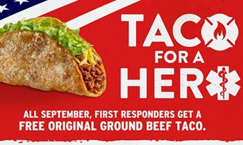 Jimboy's Tacos Honors First Responders with Free Tacos in September