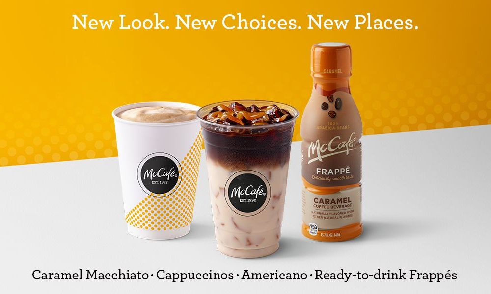McDonald's Relaunches McCafe