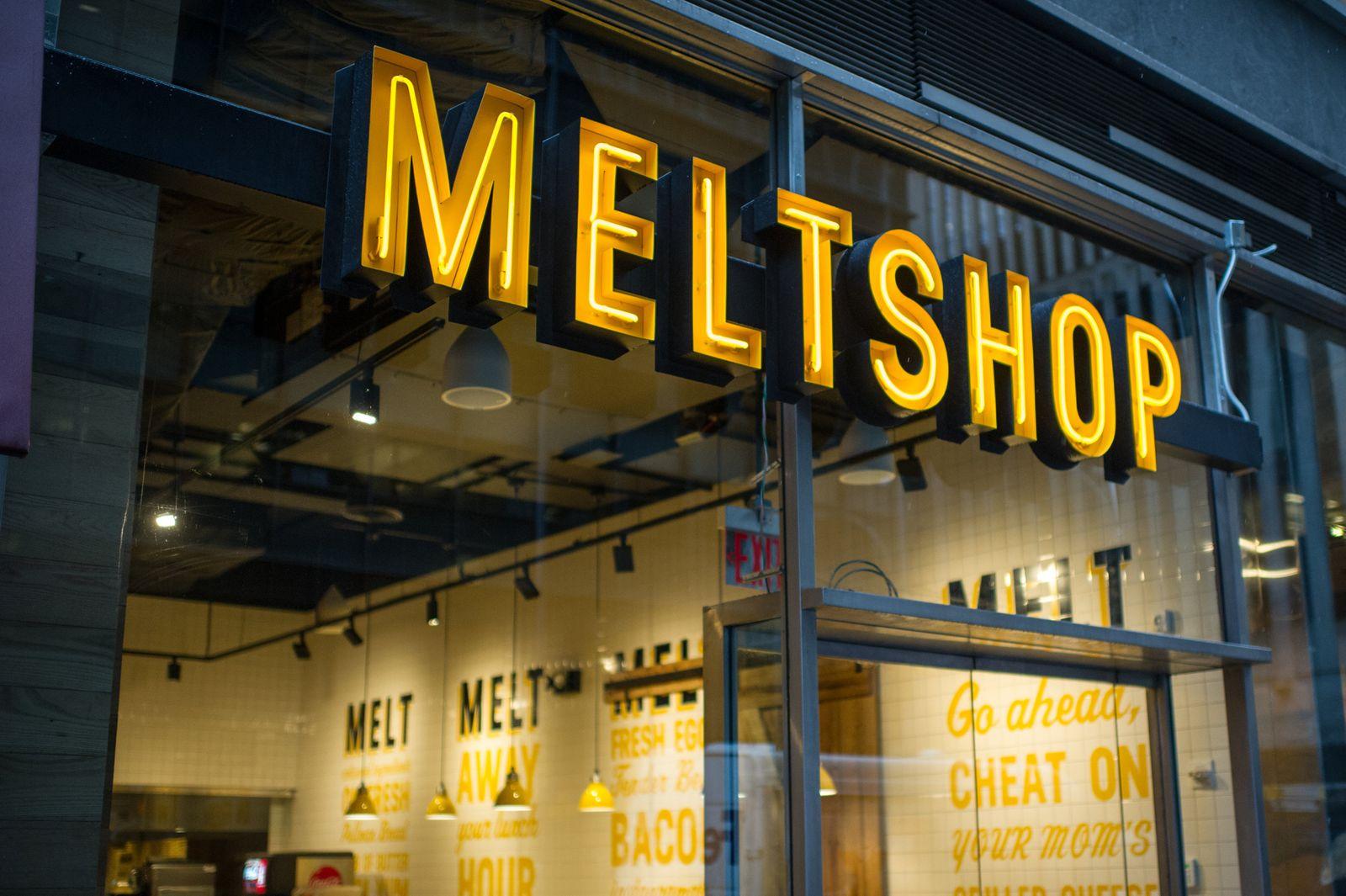 Melted Sandwich Concept, Melt Shop, Launches Domestic & International Franchise Program