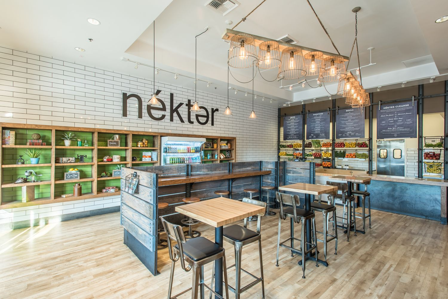 Nékter Juice Bar Recognized as a Top 20 Restaurant Brand to Watch