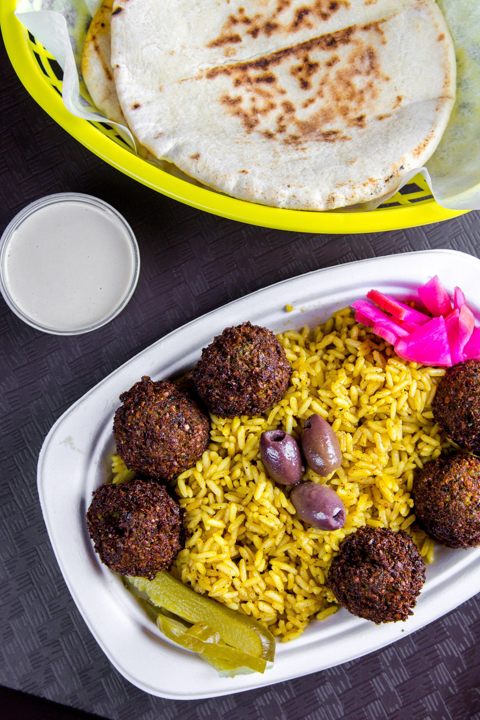 New York City's Iconic Mamoun's Falafel Announces First Texas Location Coming Soon To Dallas