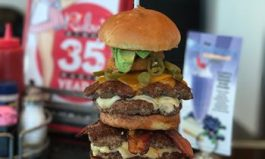 Ruby's Diner Stack Attack Challenge Hits the Road on 35th Anniversary Tour
