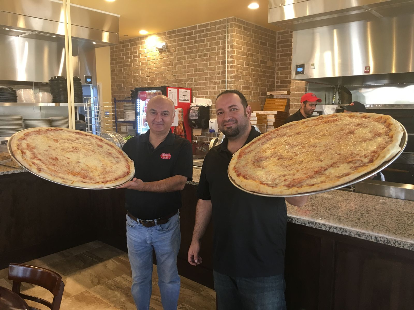 Russo's New York Pizzeria Opens Second Austin Restaurant