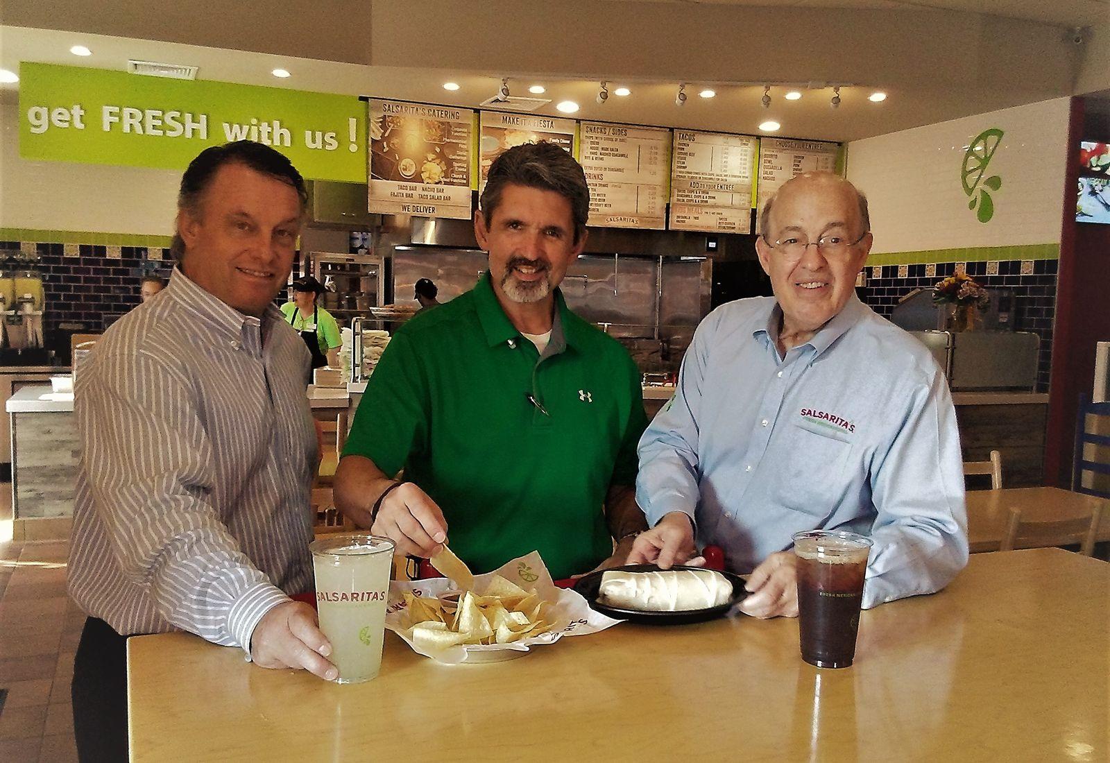 Salsarita's Fresh Mexican Grill Debuts First Drive-Thru Location