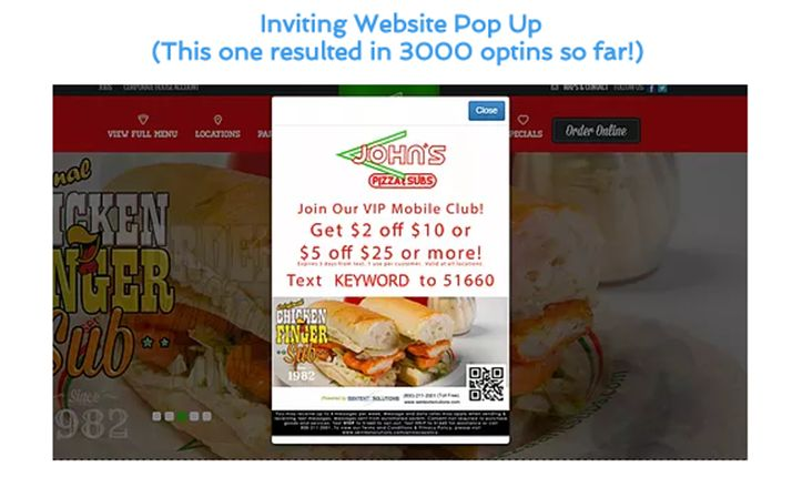 SenText Solutions Serves Up 99% Instant Mobile Reach to Restaurants Nationwide