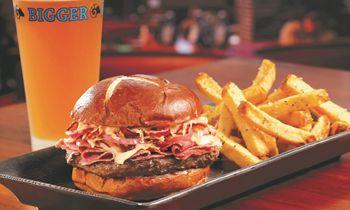 All-New Burger Rama Menu Available at RAM Restaurant Group Locations