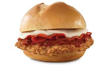 Arby's Adds Chicken Pepperoni Parm to Lineup of Buttermilk Chicken Sandwiches