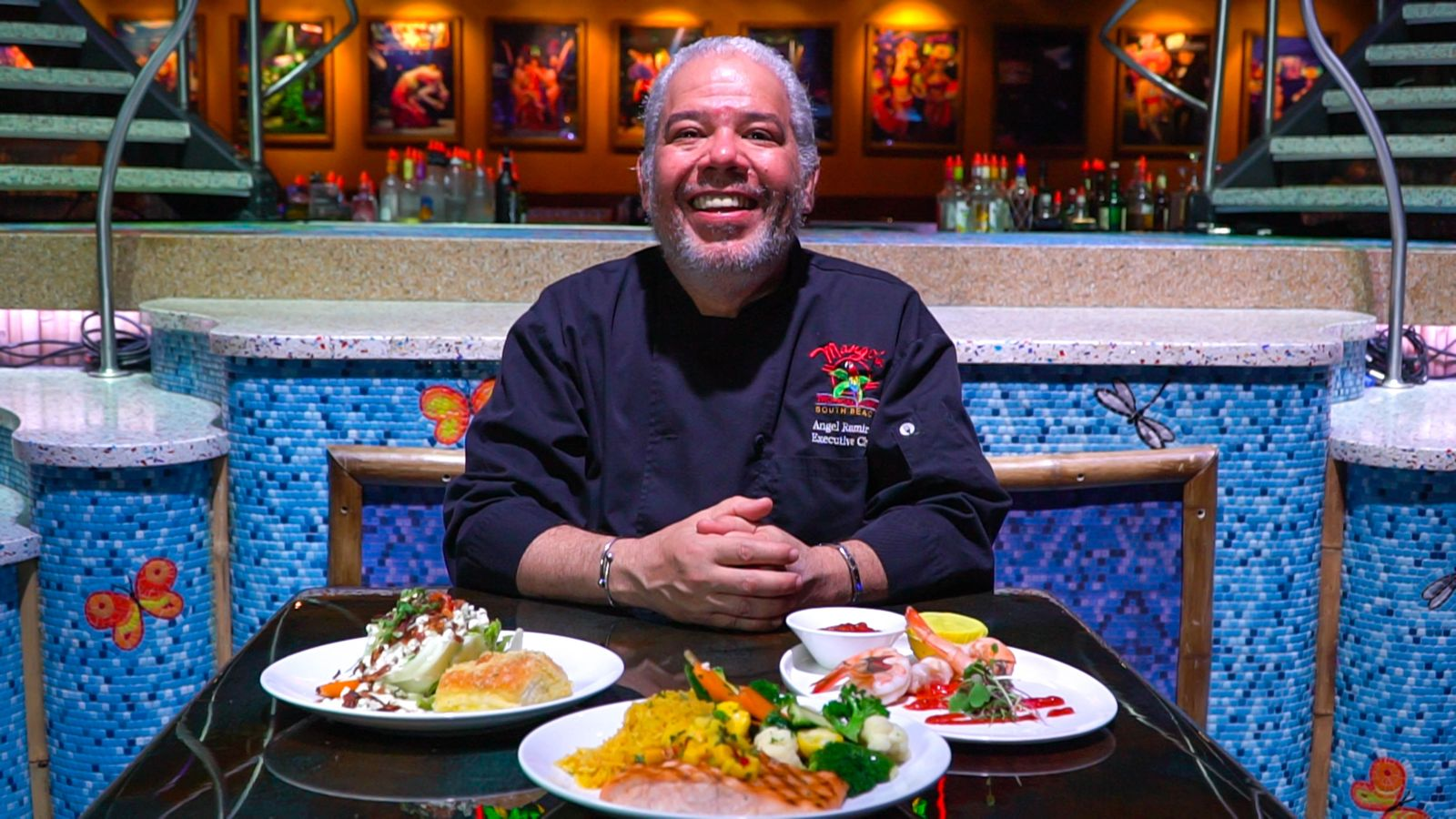 "Award-Winning Mango's Tropical Café Orlando Announces Debut Of All-New ""A La Carte"" Menu Available Venue-Wide Starting Friday, November 3"