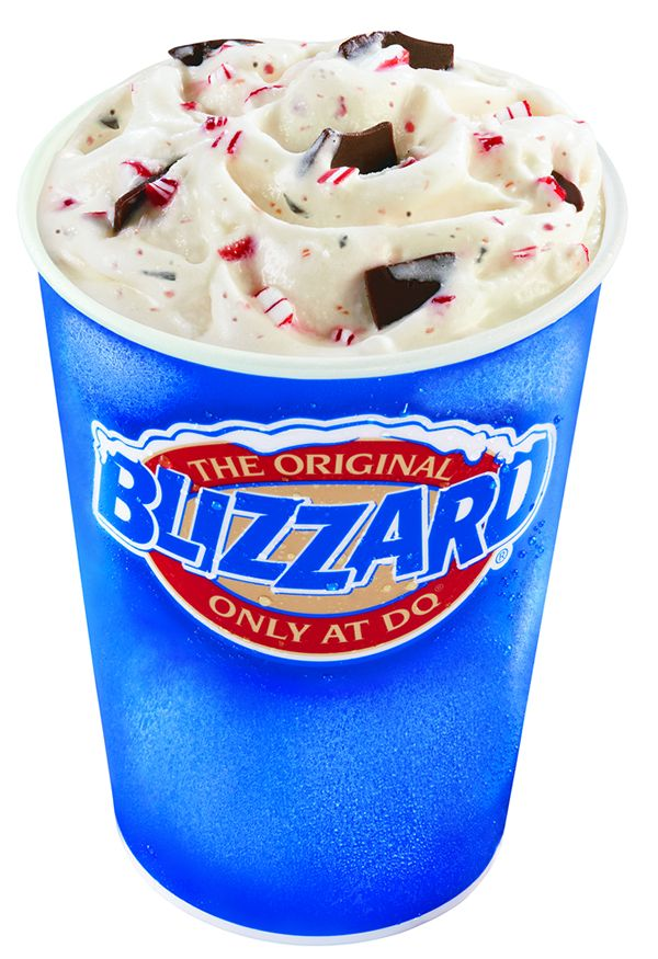 Dairy Queen Brand Celebrates the Holiday Season With Festive Blizzard Treats