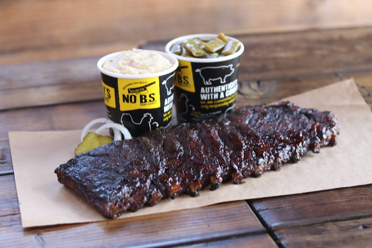 Delaware Family Brings Dickey's Barbecue Pit to Newark