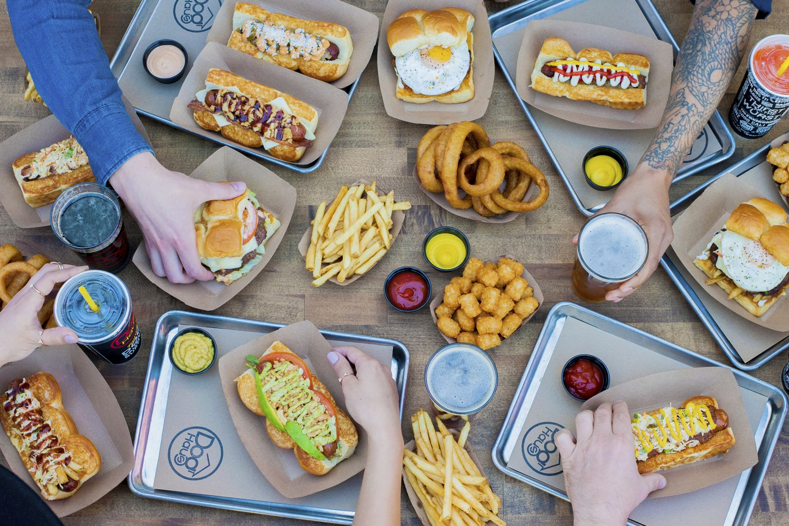 Dog Haus Prepares To Bring The Absolute Würst To Decatur