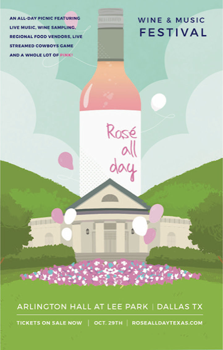 It's Not Too Late To Rosé All Day