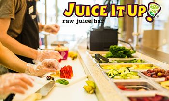 """Juice It Up! Rakes in """"Best Of"""" Awards Throughout SoCal"""