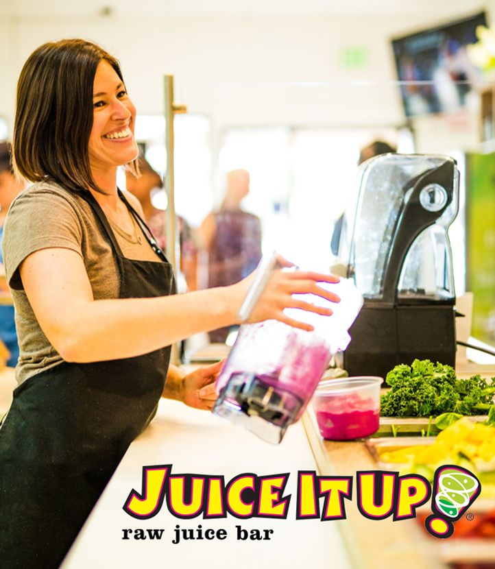Juice It Up! Ranked Amongst Top Franchises for Fourth Year