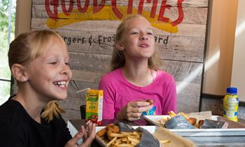 Kids Score With New $3 Meals At Good Times