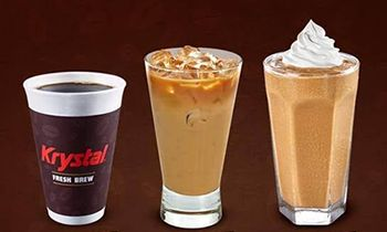 """Krystal Announces New Coffee Platform to Order """"How You Like It"""""""