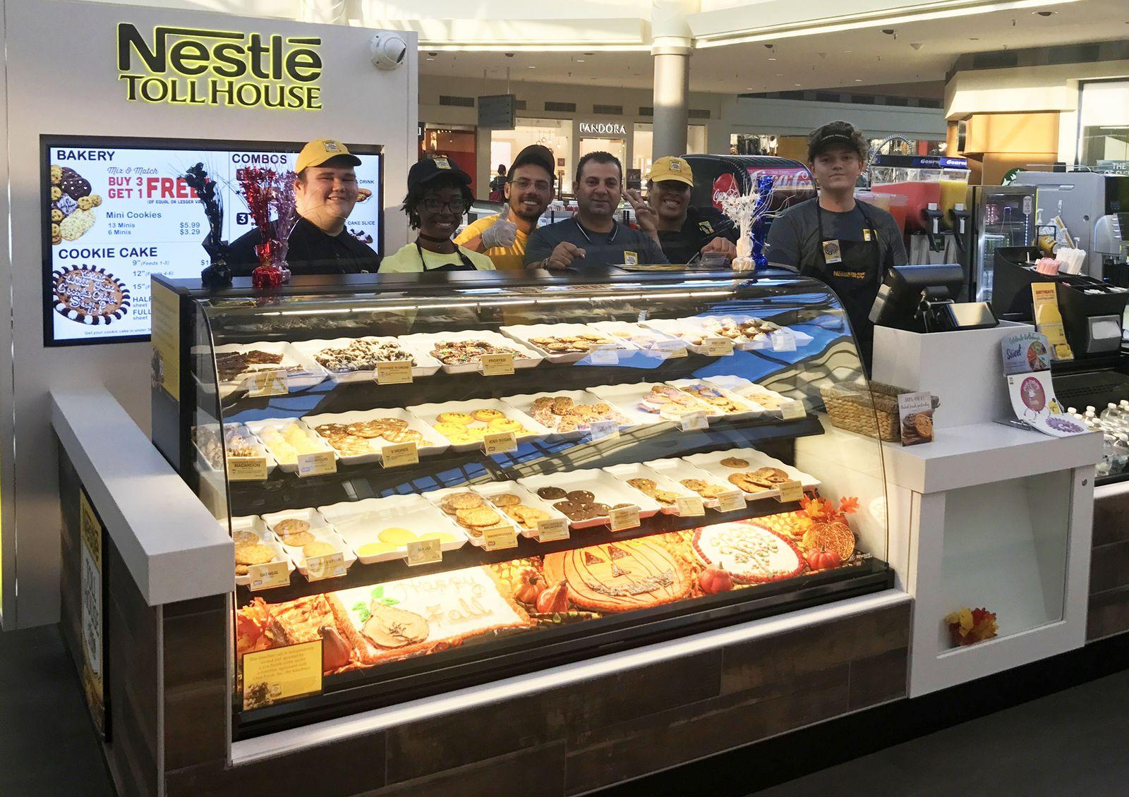 Oklahoma City Welcomes 1st Nestlé Toll House Café by Chip