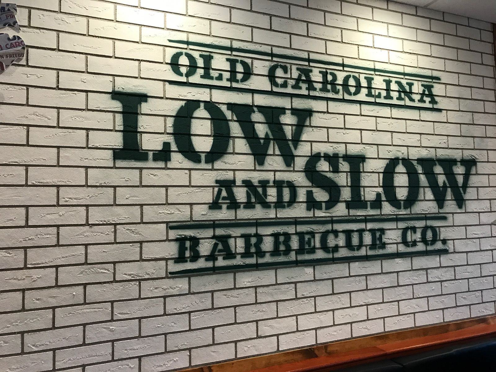 Old Carolina Barbecue Company is Growing