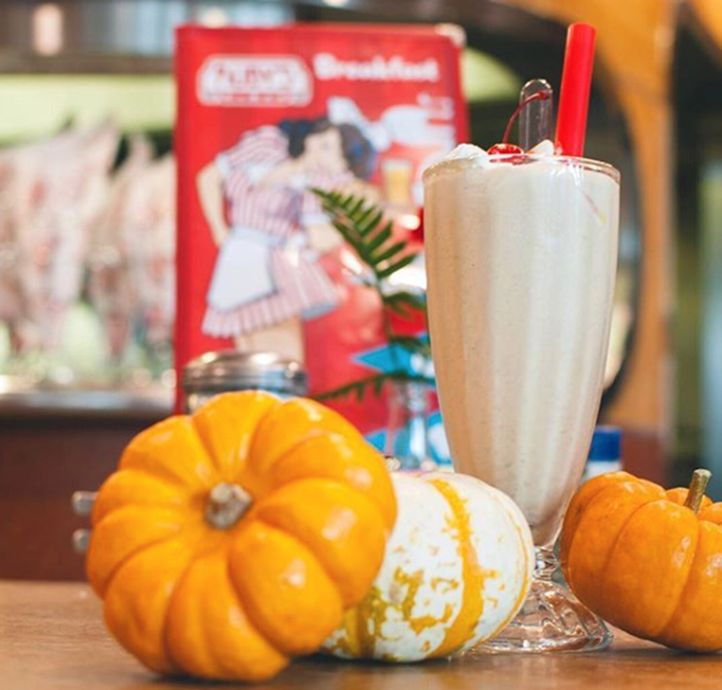 Ruby's Diner Brings Back Pumpkin-Inspired Menu Items, Plus Kids in Costume Eat Free in October