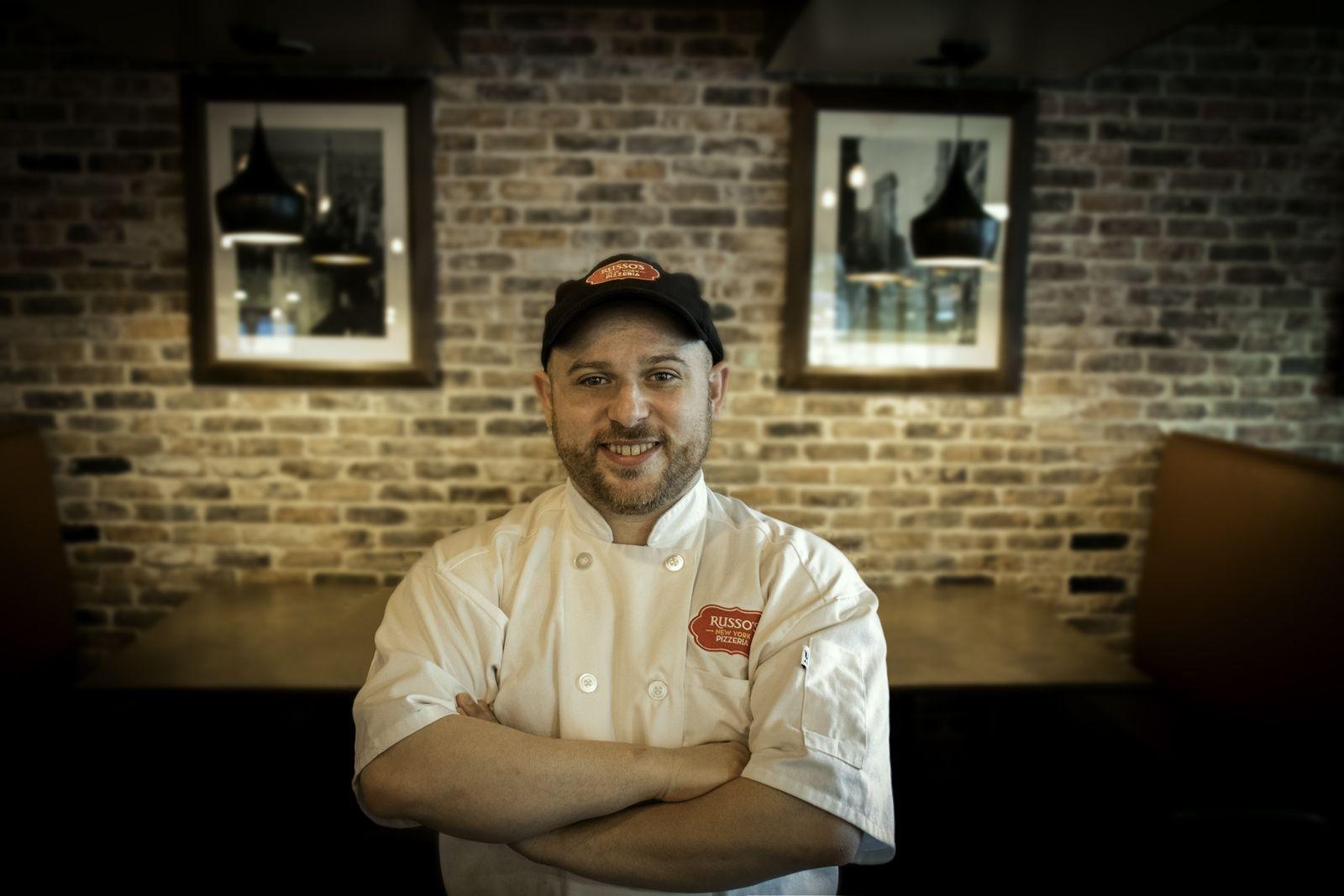 Russo's Restaurants Names Two-Time World Champion Pizza Maker Vincenzo Lavecchia as Corporate Chef