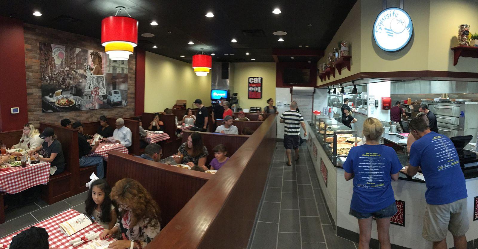 Squisito Pizza & Pasta in Ashburn, VA is Now Open