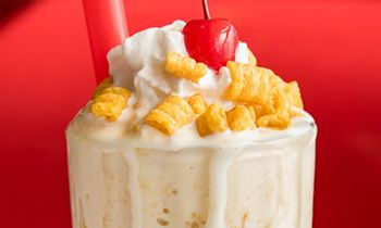 'Tis the Season to Gobble Up the Turkey Takeover and Shake of the Month at Ruby's Diner
