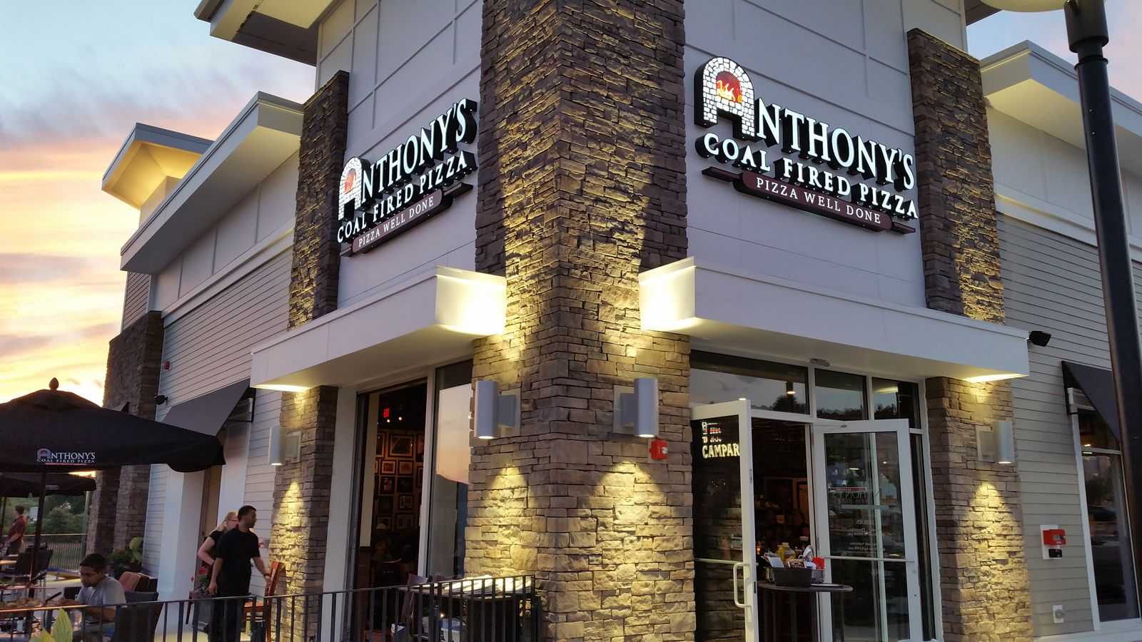 Anthony's Coal Fired Pizza To Honor U.S. Military On Veterans Day