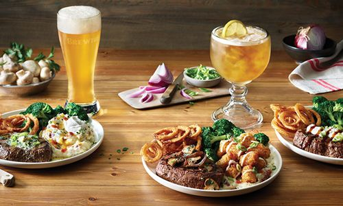 Applebee's Welcomes Topped Steaks & Twisted Potatoes to Fall Menu Lineup for a Limited Time