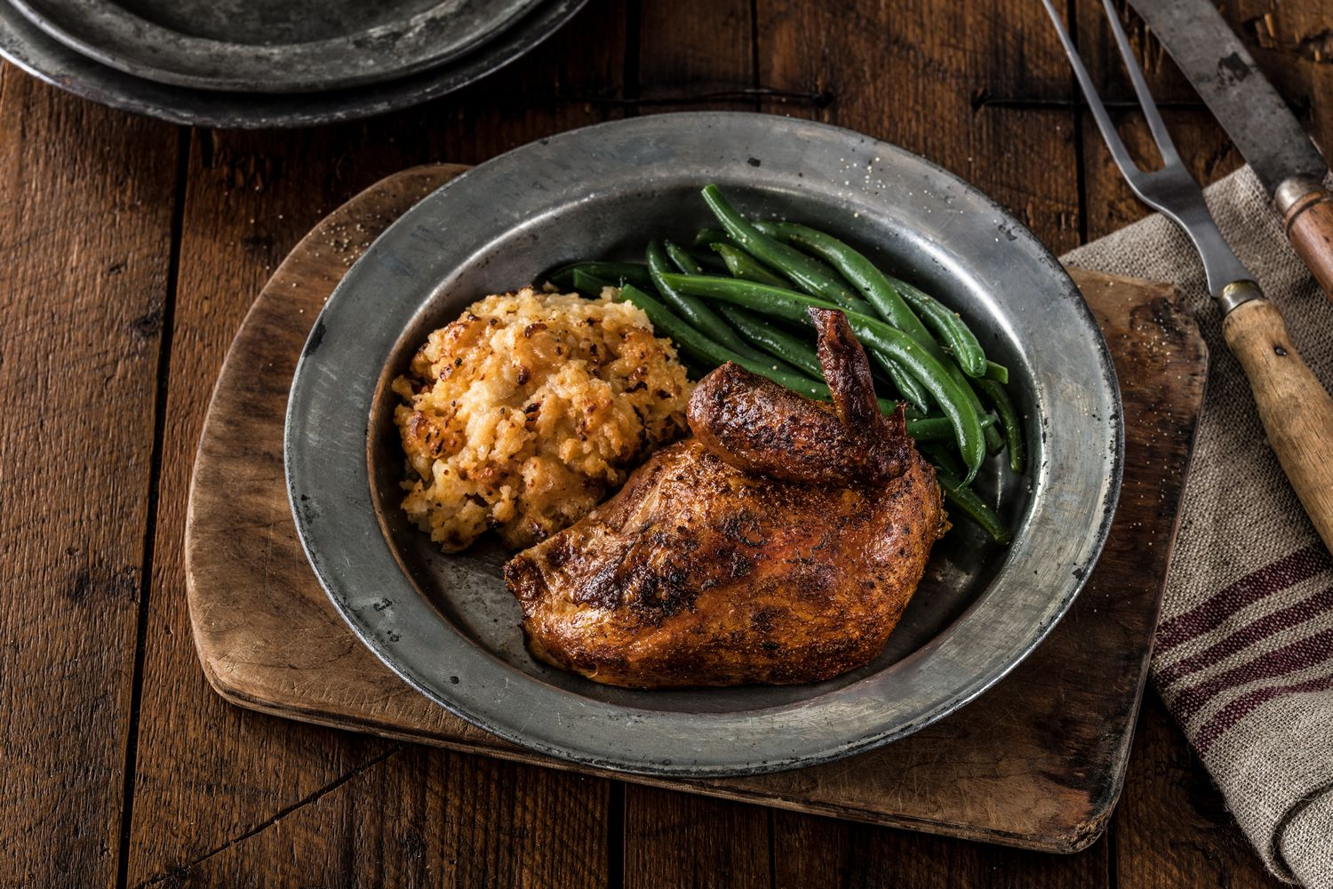 Cowboy Chicken Brings Wood-Fired Rotisserie Chicken to Kansas on Nov. 16