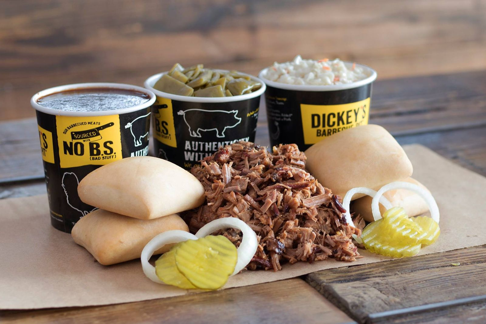Local Entrepreneur Brings Dickey's Barbecue Pit to Peoria