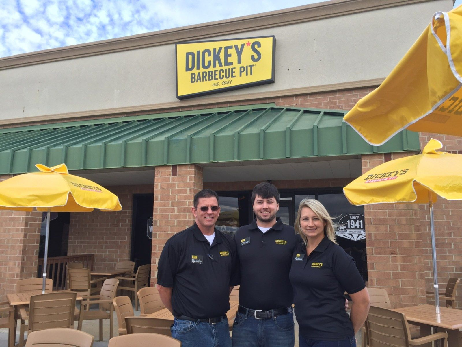 Dickey's Texas-style Barbecue Comes to Albemarle