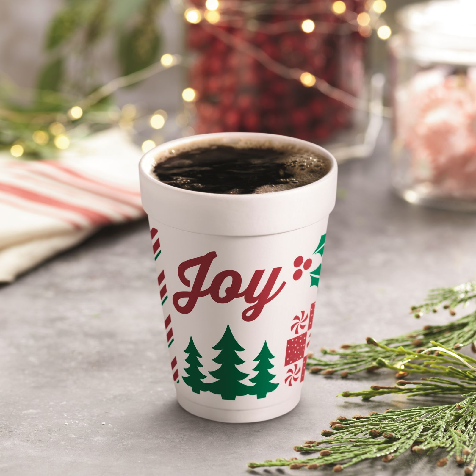 "Dunkin' Donuts is ""Brewing Joy"" for the Holidays Once Again with Hot Coffee Promotion"