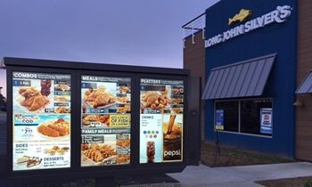Long John Silver's to Install Drive-Thrus of the Future