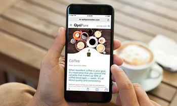 OptiPure Announces New Website Launch