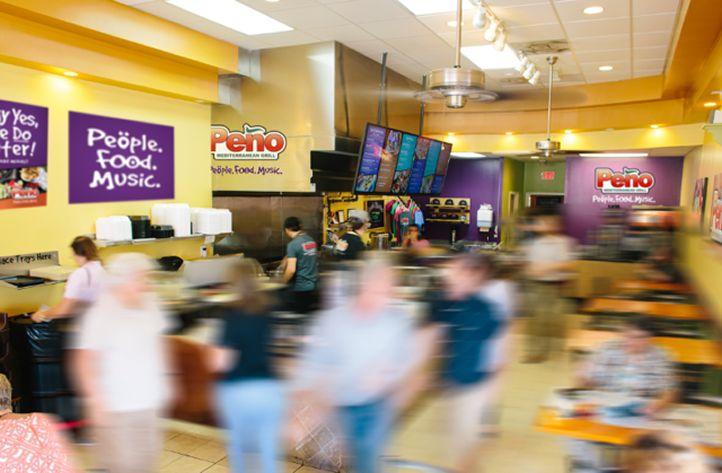 Peño Mediterranean Grill Opens in Charleston & Myrtle Beach