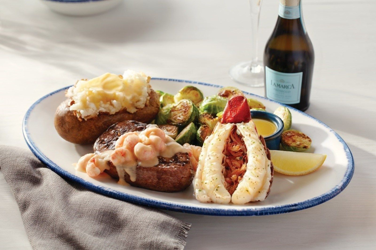 Certified Steak And Seafood Restaurant