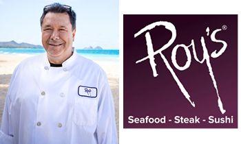 Roy's Restaurant Taps Gordon Hopkins as Corporate Executive Chef