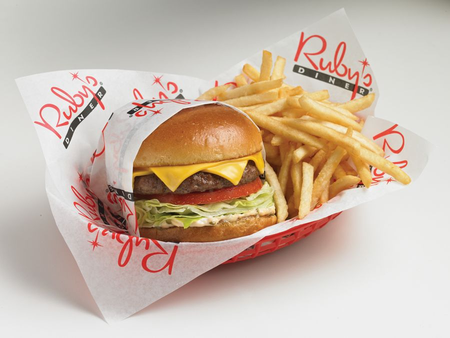 Ruby's Diner Celebrates 35 Years of America's Favorite Burgers, Fries and Shakes on December 7