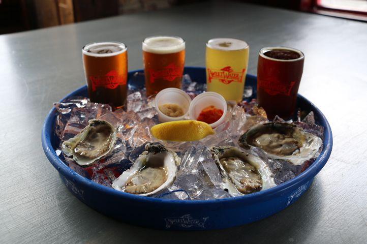 Shuckin' Shack Oyster Bar Celebrates Oyster Fest
