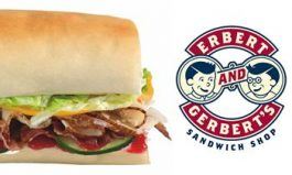 Erbert & Gerbert's Opens New Non-Traditional Franchise Location in Ohio Today