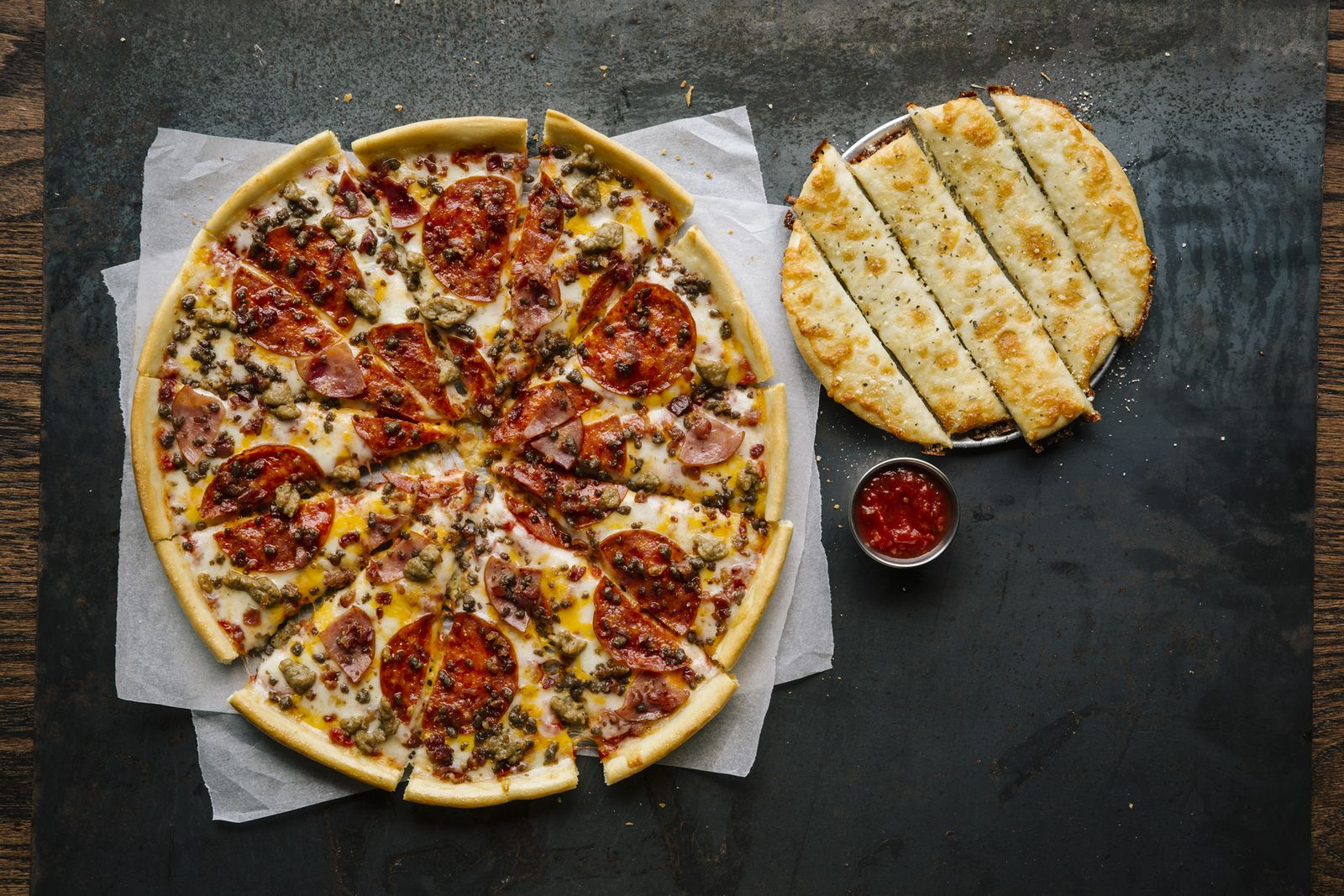 "Pie Five Goes Big With New 14"" Pizzas"