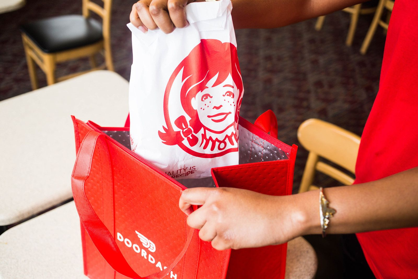 Wendy's and DoorDash Announce New Delivery Partnership