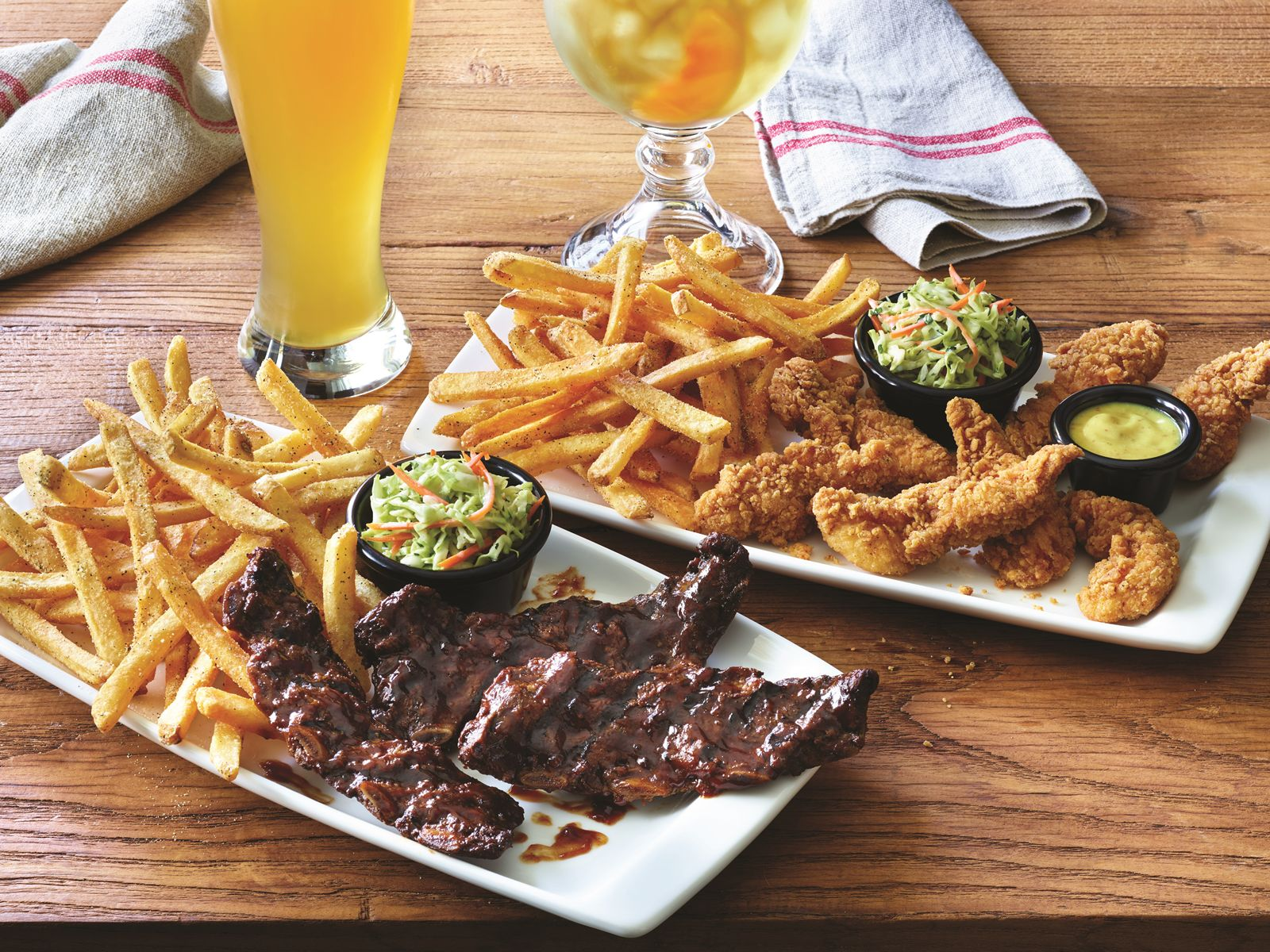 Applebee's in Albuquerque Brings Back Famous Riblets by Popular Demand; Guests Can Choose All-You-Can-Eat Riblets or All-You-Can-Eat Chicken Tenders with Endless Classic Fries, All Day, Every Day for Only $12.99