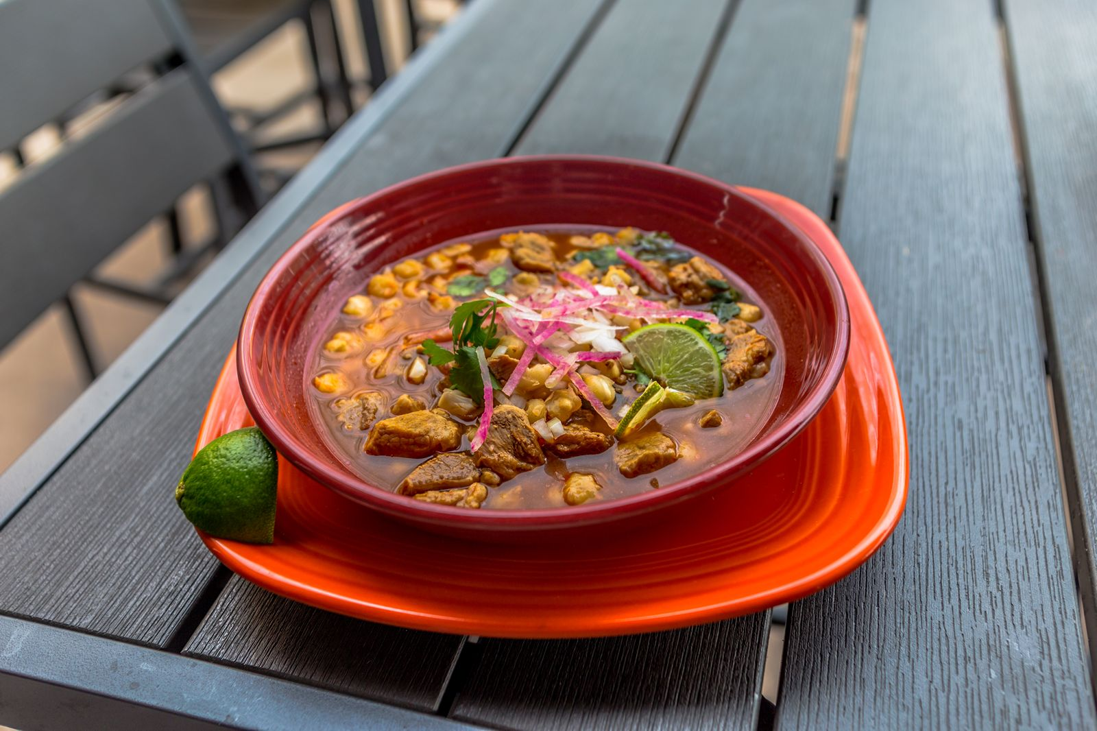 Cien Agaves Tacos & Tequila Brings the Heat This Winter with the Addition of Spicy Pozole and Michelada to the Menu