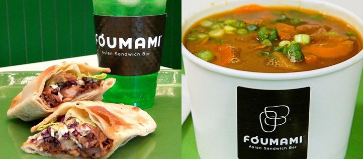 Emerging Franchises works with Fóumami Asian Sandwich Bar on National Expansion