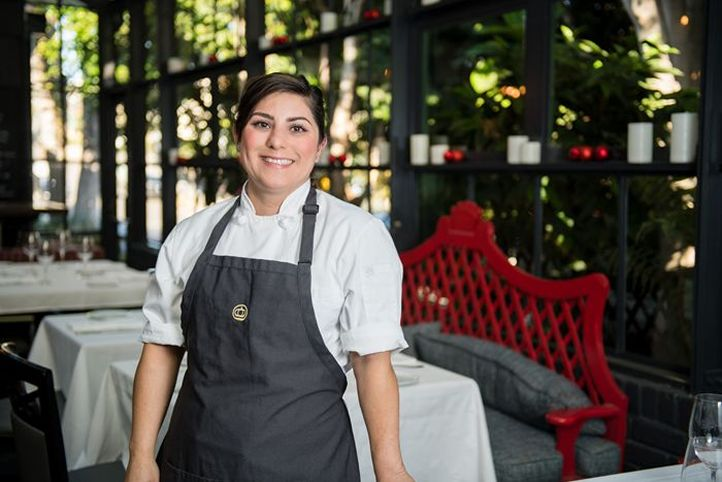 Lawry's Restaurants Announces Alejandra Padilla as Executive Chef of Five Crowns and SideDoor