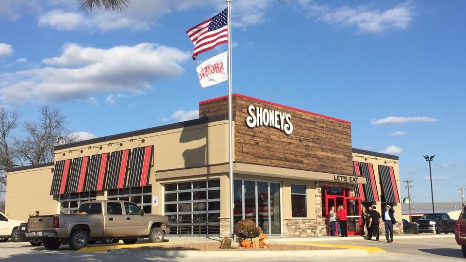 Shoney's Makes Triumphant Return to the Sooner State
