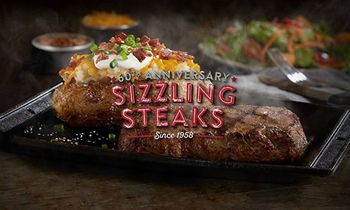 Sizzler Celebrates 60 Years As America's Family Steakhouse