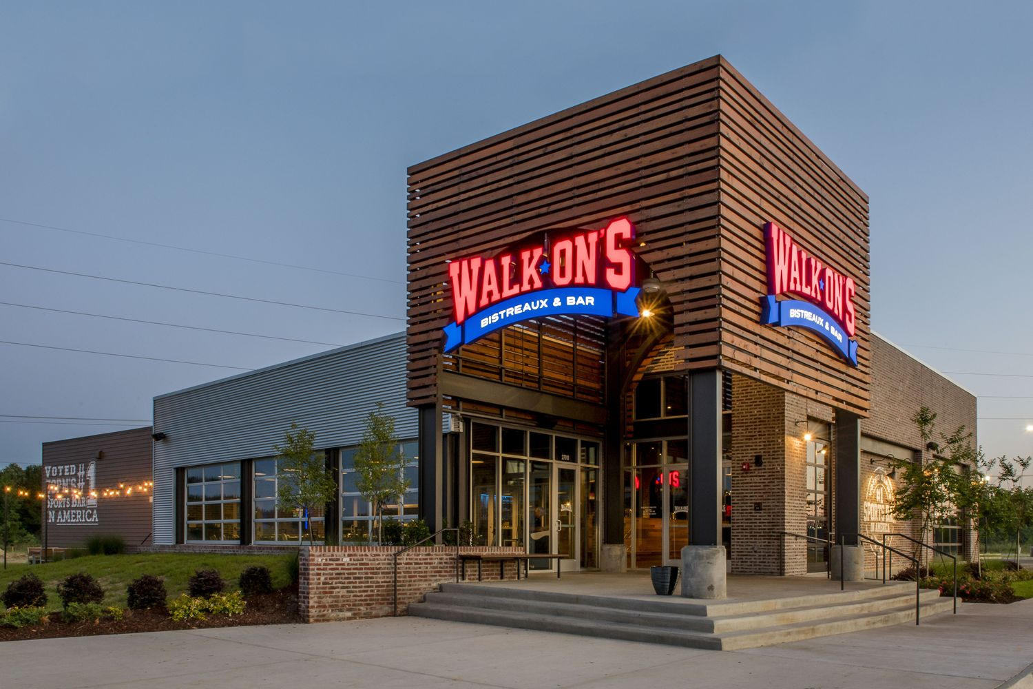Walk-On's Is Set To Make Its Rapides Parish Debut